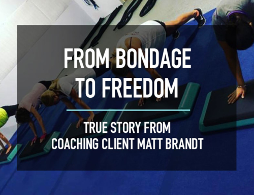 From Bondage to Freedom – A Client's Account